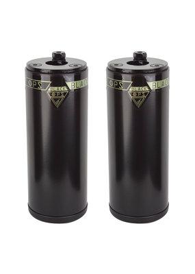 BLACK OPS AXLE PEGS BK-OPS GL BK 40x100 3/8-14mm