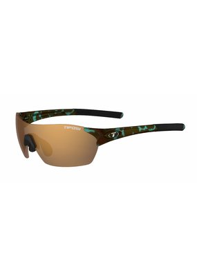 TIFOSI OPTICS Tifosi Brixen Interchangeable Lens Sunglasses Blue Tortoise