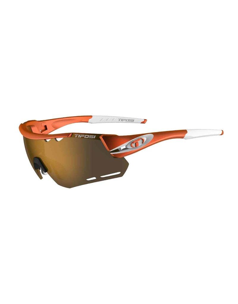 TIFOSI OPTICS Tifosi Alliant Interchangeable Lens Sunglasses Matte Orange