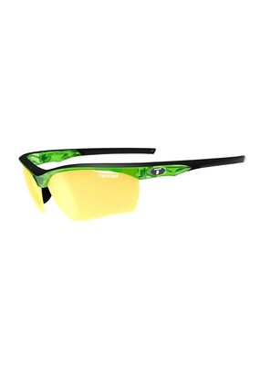 TIFOSI OPTICS Tifosi Vero Interchangeable Lens Sunglasses Crystal Neon Green