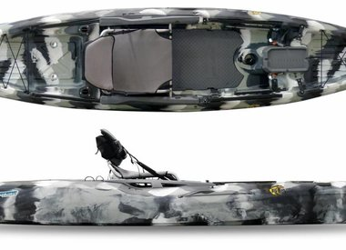 3 Waters Big Fish 120 Urban Camo