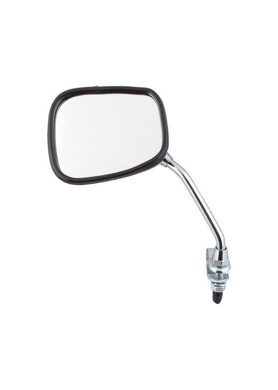 SUNLITE BICYCLE MIRROR SUNLITE DELUXE 6in STEM W/REF