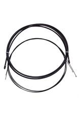 SRAM CABLE GEAR SRAM KIT SLICKWIRE F+R BK RD/MT