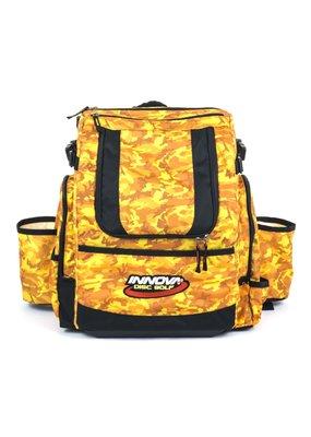 Innova Innova Disc Golf Hero Pack Disc Golf Bag Orange Camo