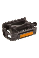 EVO Evo Swivel Resin Bicycle Pedal - 1/2 inch, Black - Pair - FP-806