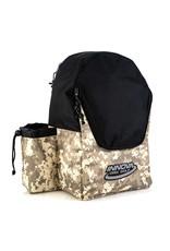 Innova Innova Disc Golf Discover Back Pack Disc Bag Camo/Black