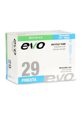 EVO Evo Bicycle Tube Presta Valve 29""