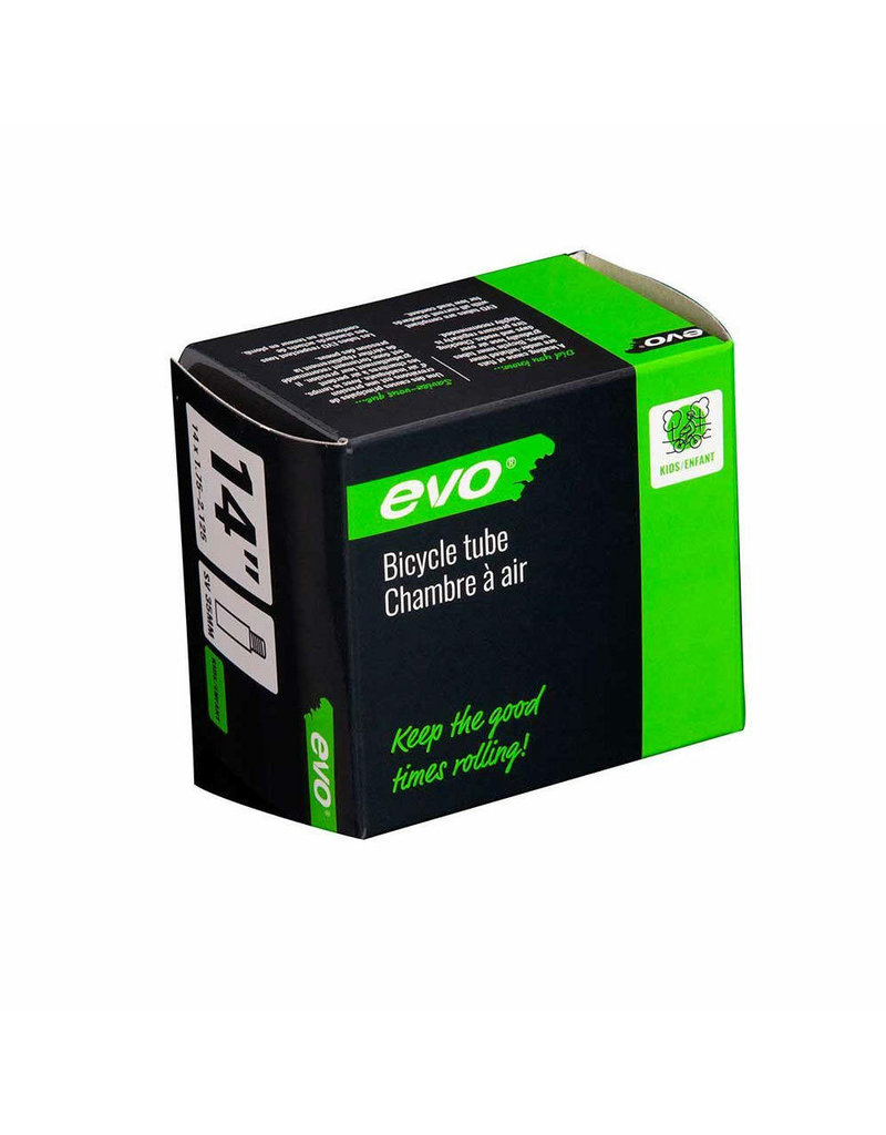 """EVO EVO Schrader Tube 14""""x 1.75-2.125 35mm"""