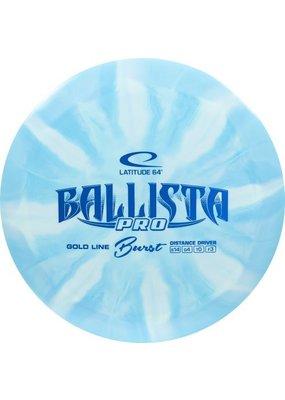 Latitude 64 Latitude 64 Gold Line Burst Ballista Pro Golf Disc