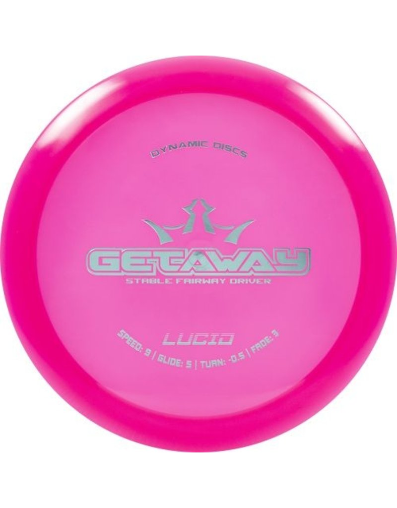 Dynamic Discs Dynamic Discs Lucid Getaway Fairway Driver Golf Disc