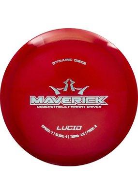 Dynamic Discs Dynamic Discs Lucid Maverick Golf Disc