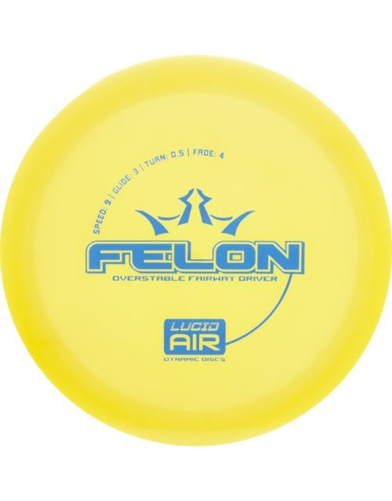 Dynamic Discs Dynamic Discs Lucid Air Felon Golf Disc