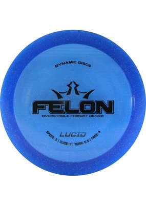 Dynamic Discs Dynamic Discs Lucid Felon Golf Disc