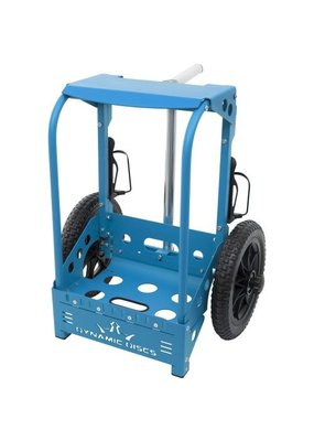 Dynamic Discs Dynamic Discs Backpack Cart by ZUCA Blue