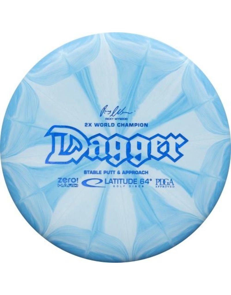 Latitude 64 Latitude 64 Zero Hard Burst Dagger Golf Disc