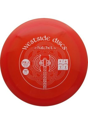Westside Discs Westside Discs VIP Hatchet Golf Disc