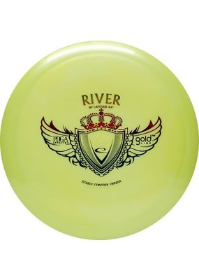 Latitude 64 Latitude 64 Gold Line Burst River Golf Disc