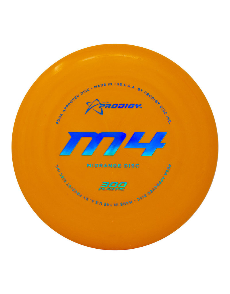 Prodigy Disc Golf Prodigy M4 300 Mid Range Golf Disc