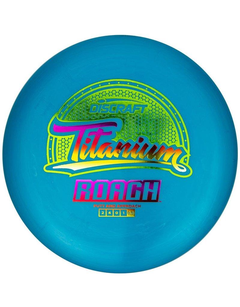 Discraft Discraft Titanium Roach Putt and Approach Golf Disc