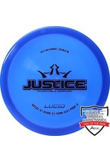 Dynamic Discs Dynamic Discs Lucid Justice Golf Disc174g
