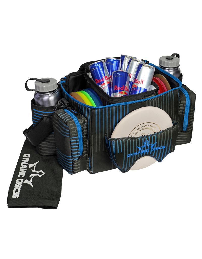 Dynamic Discs Dynamic Discs Soldier Cooler Disc Golf Bag Black