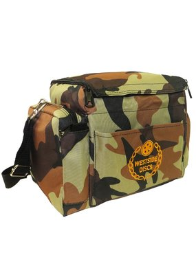 Westside Discs Westside Discs Cooler Disc Golf Bag Camo
