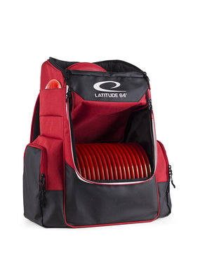 Latitude 64 Latitude 64 Core Disc Golf Bag Red