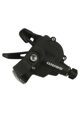 SRAM SRAM X3/X4 Trigger Shifter 3s Left Hand Indexed