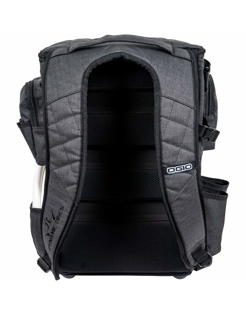 Dynamic Discs Dynamic Discs Commander Disc Golf Backpack Heather Gray