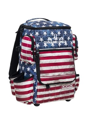 Dynamic Discs Dynamic Discs Ranger Disc Golf Bag Stars and Stripes
