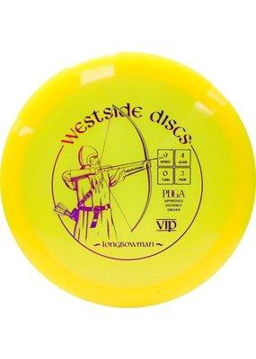 Dynamic Discs Westside Discs VIP Longbowman Golf Disc