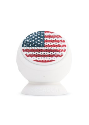 Speaqua Sound Co. Speaqua Barnacle Speaker American Flag