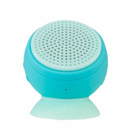 Speaqua Sound Co. Barnacle Waterproof Speaker Aloha Blue