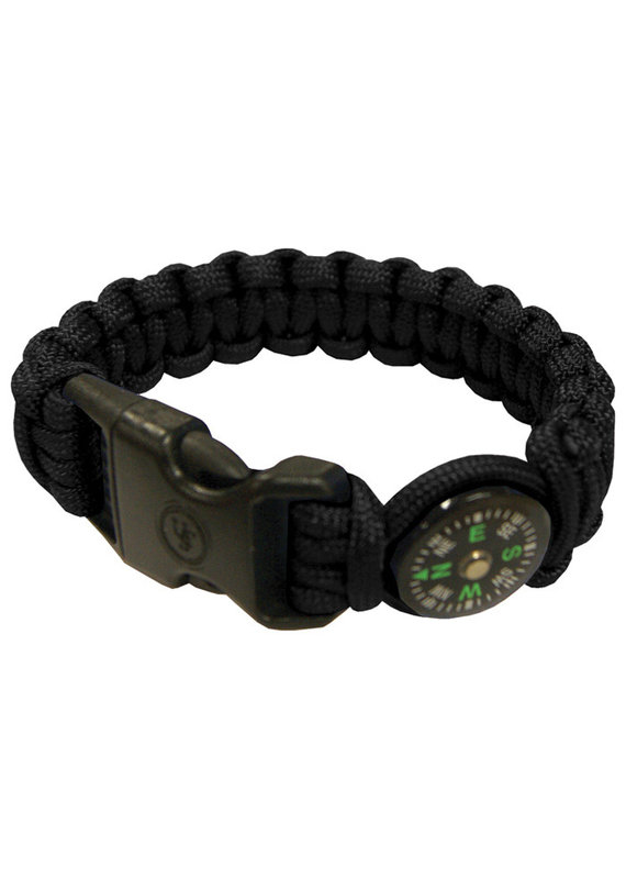 Liberty Mountain Survival Bracelet w/ Compass