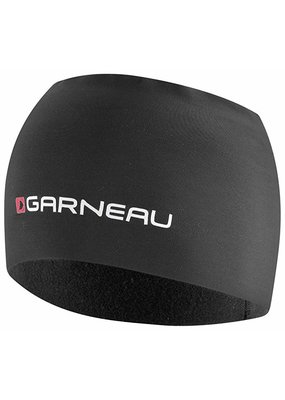 Louis Garneau Garneau Wind Headband: Black One Size
