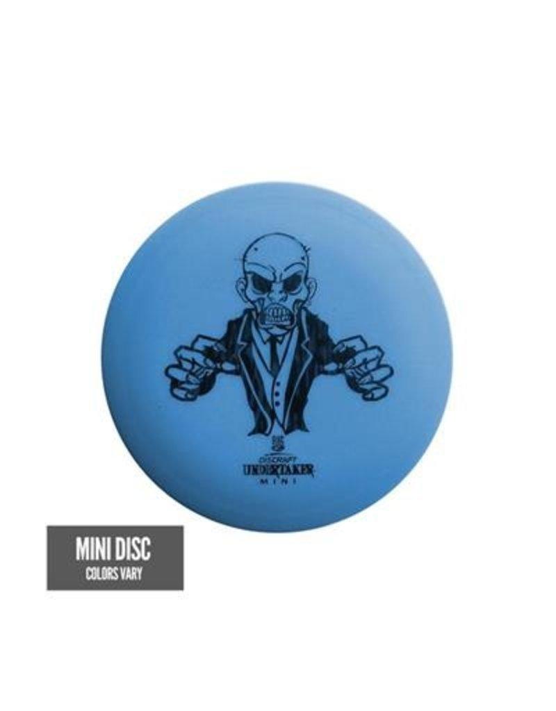 Discraft Discraft Big Z Mini Undertaker Disc