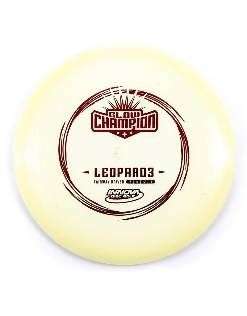 Innova Innova Champion Glow Leopard 3 Golf Disc
