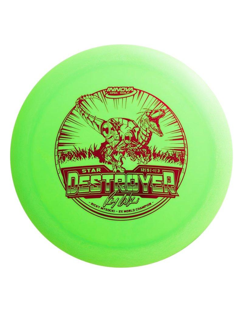 Innova Innova Ricky Wysocki Star Destroyer Golf Disc