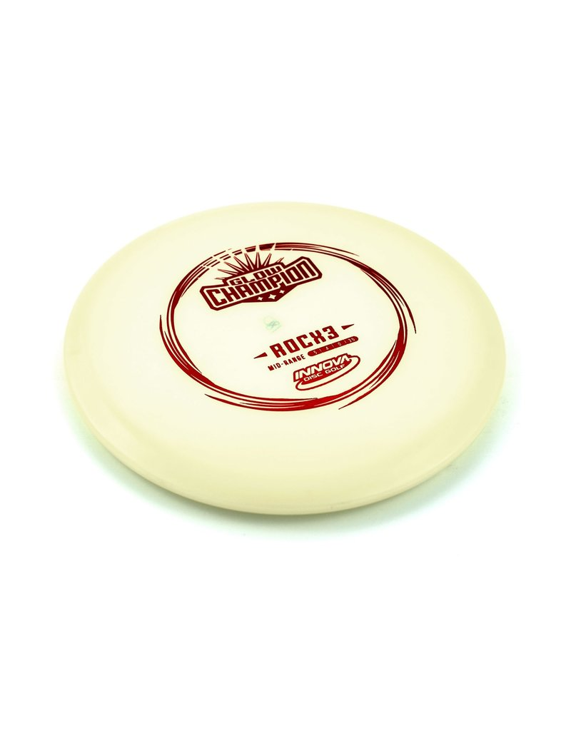 Innova Innova Glow Champion RocX3 Golf Disc