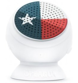 Speaqua Sound Co. Speaqua The Barnacle Texas Flag Blue Tooth Speaker