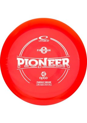 Latitude 64 Latitude 64 Opto Pioneer First Run Golf Disc 170-172g