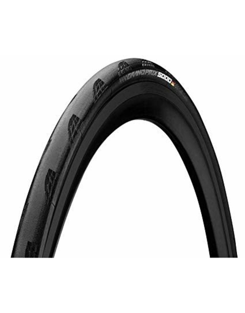 Continental Continental Grand Prix 5000 Bicycle Tires 700 x 28C Black Chili