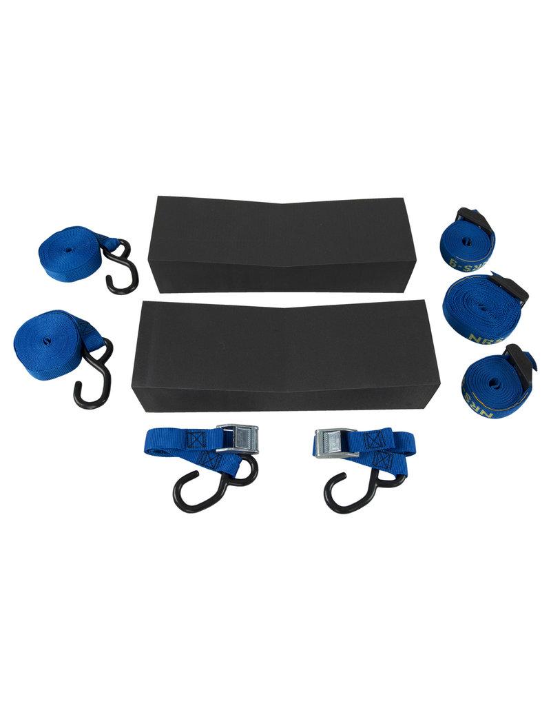 NRS Deluxe Kayak Car Rack Kit