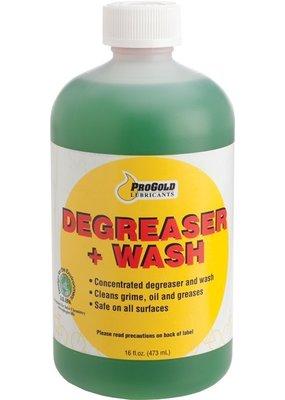 ProGold Degreaser Plus Wash Spray: 16oz