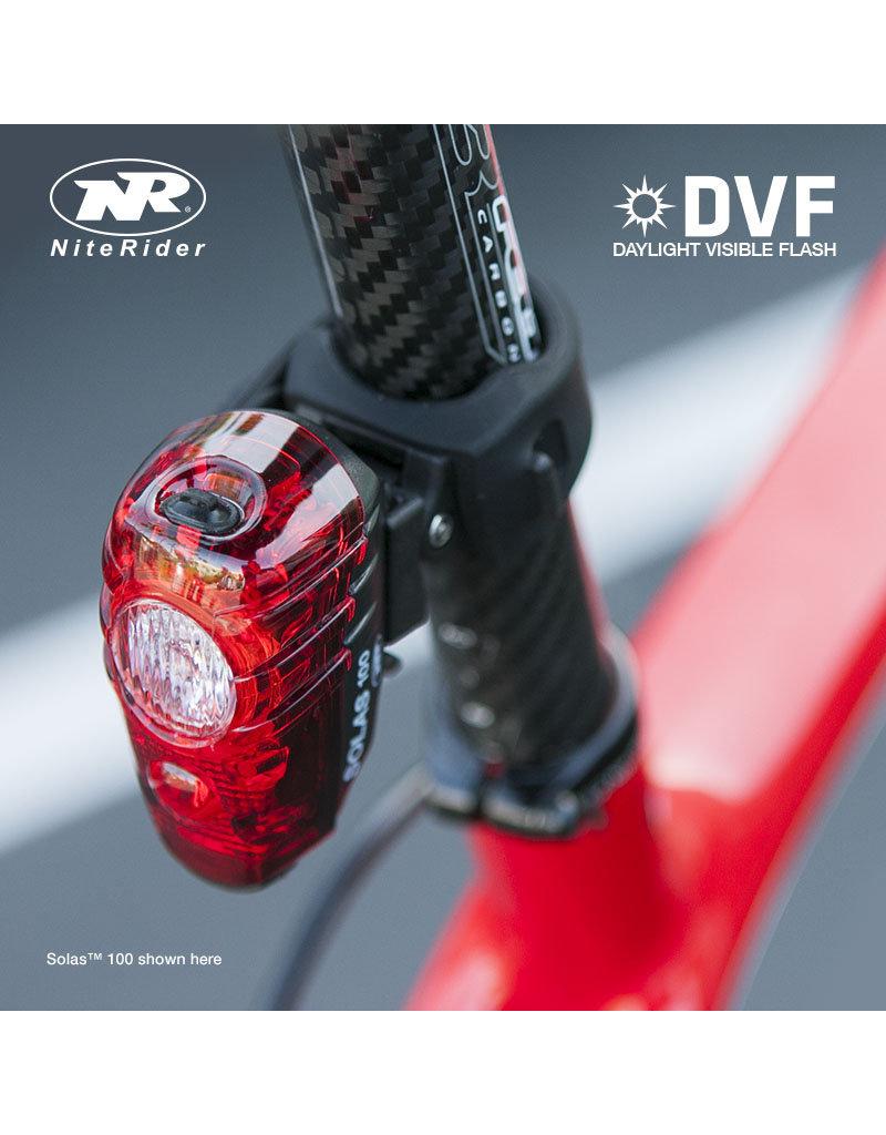 NITERIDER NiteRider Solas 250 Lumen Bicycle Tail Light