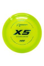 Prodigy Disc Golf Prodigy X5 400 Distance Driver Golf Disc