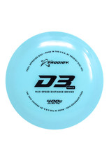 Prodigy Disc Golf Prodigy D3 Max 400G Max Speed Distance Driver Golf Disc
