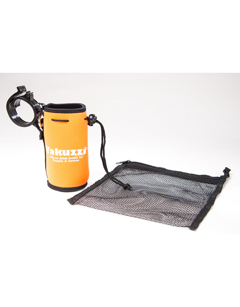 Yakuzzi Yakuzzi Clip on Drink Holder for Kayaks Canoes Rafts