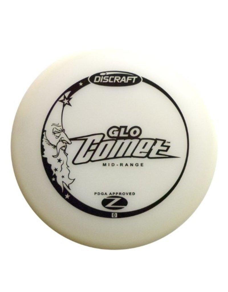 Discraft Discraft Z Line Glo Comet Mid Range Golf Disc