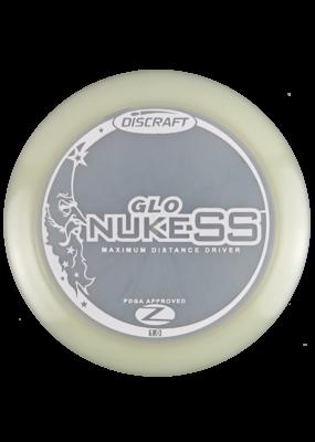 Discraft Discraft Glo Nuke SS Z Line Maximum Distance Drive Golf Disc